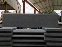华强特供喷砂面G654花岗岩石材