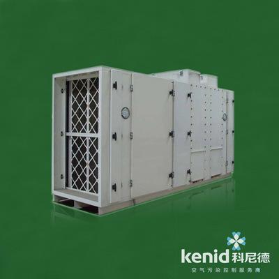 DBS 深床过滤系统(重型净化设备) F6袋式中效空气过滤器