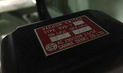 SANWA日本三和电机真空开关SVS-7CE