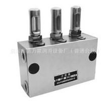 生产KS双线分配器 干油双线分配器 KS液压分配器(启东德力蒙)