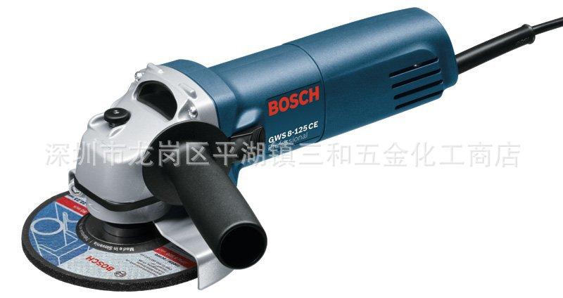 博世电动工具角磨机GWS 8-125CE图片二