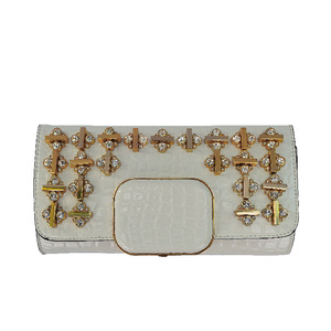 Diamond-encrusted handbag fashion in Europe and America joker hand bag lady evening bag envelope bag
