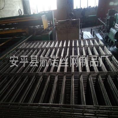 航诺全国直销钢筋焊接网片 建筑脚手架钢笆片 脚踏网 钢竹笆