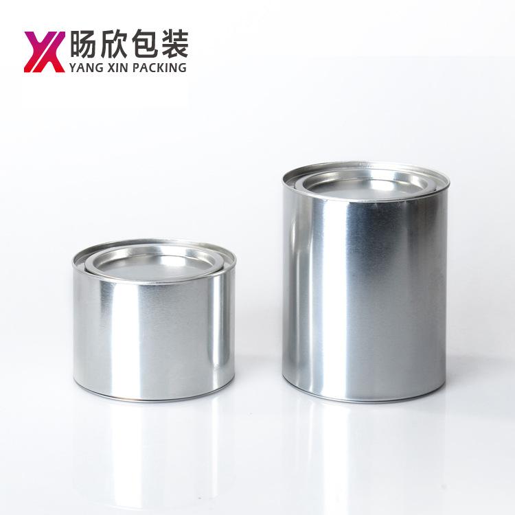 通用茶叶包装罐 通用铁罐 扣底罐 密封罐茶叶罐马口铁罐 金属罐