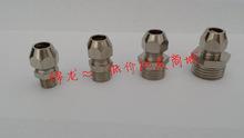 厂销:气动元件 卡套直通KPC接头/接铜管外径尺寸/硬管规格众多