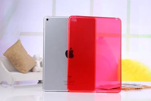 Factory direct sale ipad mini TPU all-inclusive full transparent soft shell ipadair/6 ultra-thin transparent clear water jacket