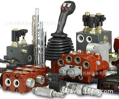工程机械液压手柄行走回转液压马达先导控制阀手柄 脚踏阀 油源块