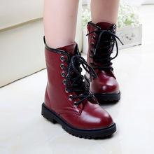 Boots bé gái thời trang, kiểu dáng sành điệu, phong cách Hàn Quốc