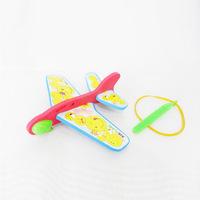 Скидка поощрения SM201163 catapult aircraft детские головоломка эластичные Закрученная игрушка самолета