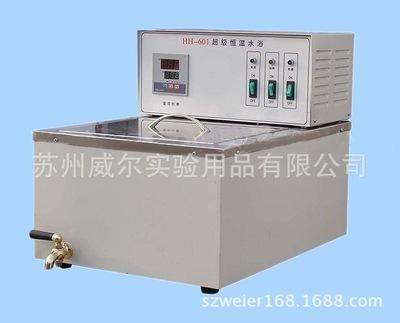 供应【苏州威尔】超级恒温水浴、HH-501A恒温循环水槽
