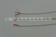 高溫鉑電阻專用配套屏蔽導線AFPF3*7/0.2 和4*0.35MM 2*0.12平方