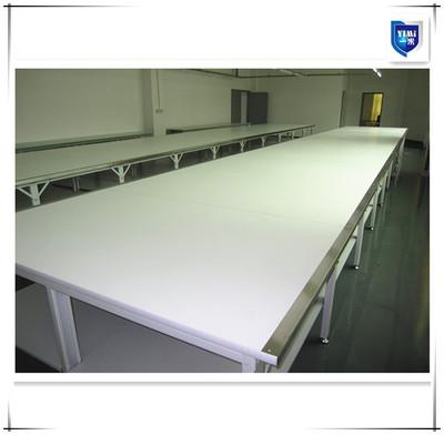 东莞一米机电科技厂家供应T1裁剪台 、 裁床、拉布机台板