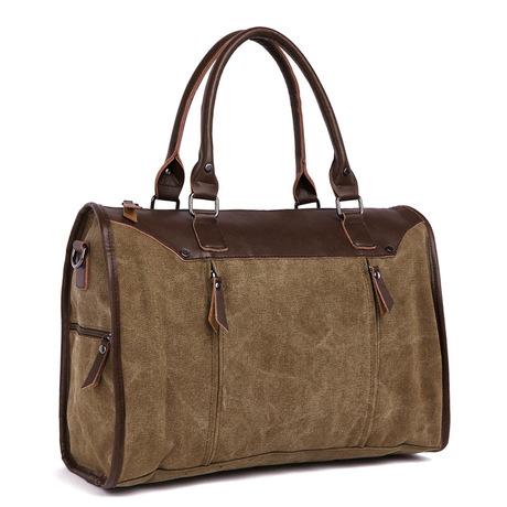 Nhà máy trực tiếp chất lượng cao túi xách vải thời trang cao cấp túi đeo vai cao cấp thương hiệu thời trang châu Âu và Mỹ