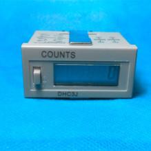 廠家直銷批發6位DHC3J液晶顯示累時器計數器DHC3J-6L