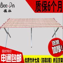 包邮2米3米折叠货架摆地摊折叠组合架摆摊折叠桌赶集夜市摆地摊