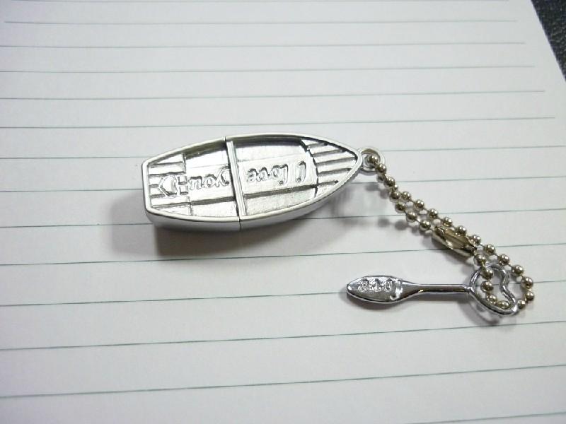 金属船U盘 (3)