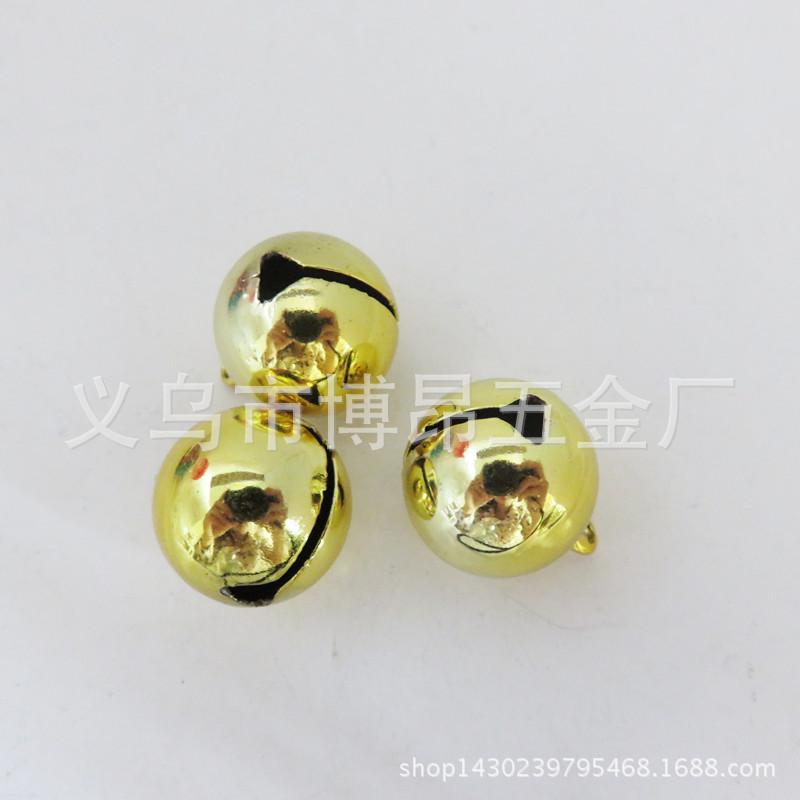 厂家直销 真空十字铃铛 铜圆铃铛 铝铃铛  镂空雪花铃铛长期供应
