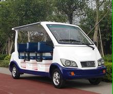 四輪電動巡邏車廠家直銷城管電瓶巡邏車8座電動巡邏車價格