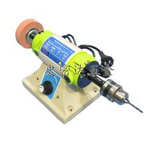 微型雕刻机 菩提抛光机 台磨迷你型 多功能台式砂轮机