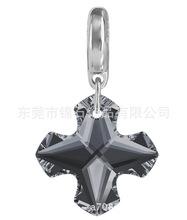 批发新款 施华洛世奇元素水晶87009迷人密镶珠吊坠 诞生石