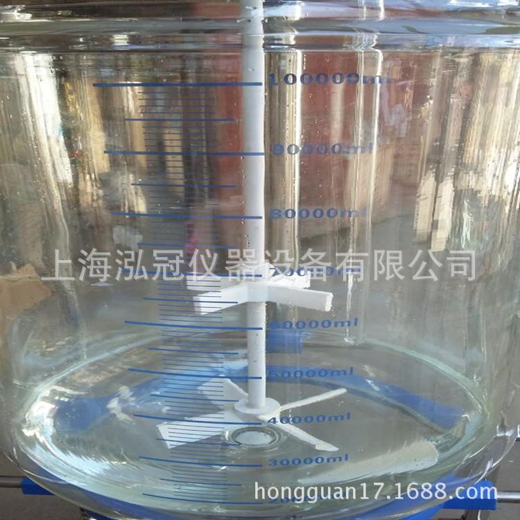 双层玻璃反应度细节图