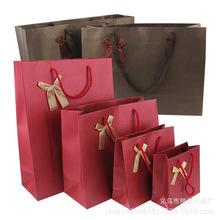 厂家直销大号小礼品袋纸袋 手提袋子批发 加厚定做生日礼品包装袋