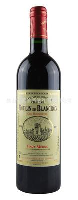 法国 白豹庄园2011干红葡萄酒
