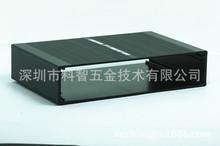 廠家定制功放鋁合金外殼 135*30*110mm車載電源殼體 儀表機箱殼體