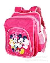 時尚卡通迪士尼雙肩書包 幼兒園新款米奇書包小學生背包