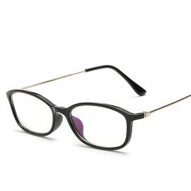 New men and women glasses frame fashion glasses flat mirror retro glasses frame 3623W