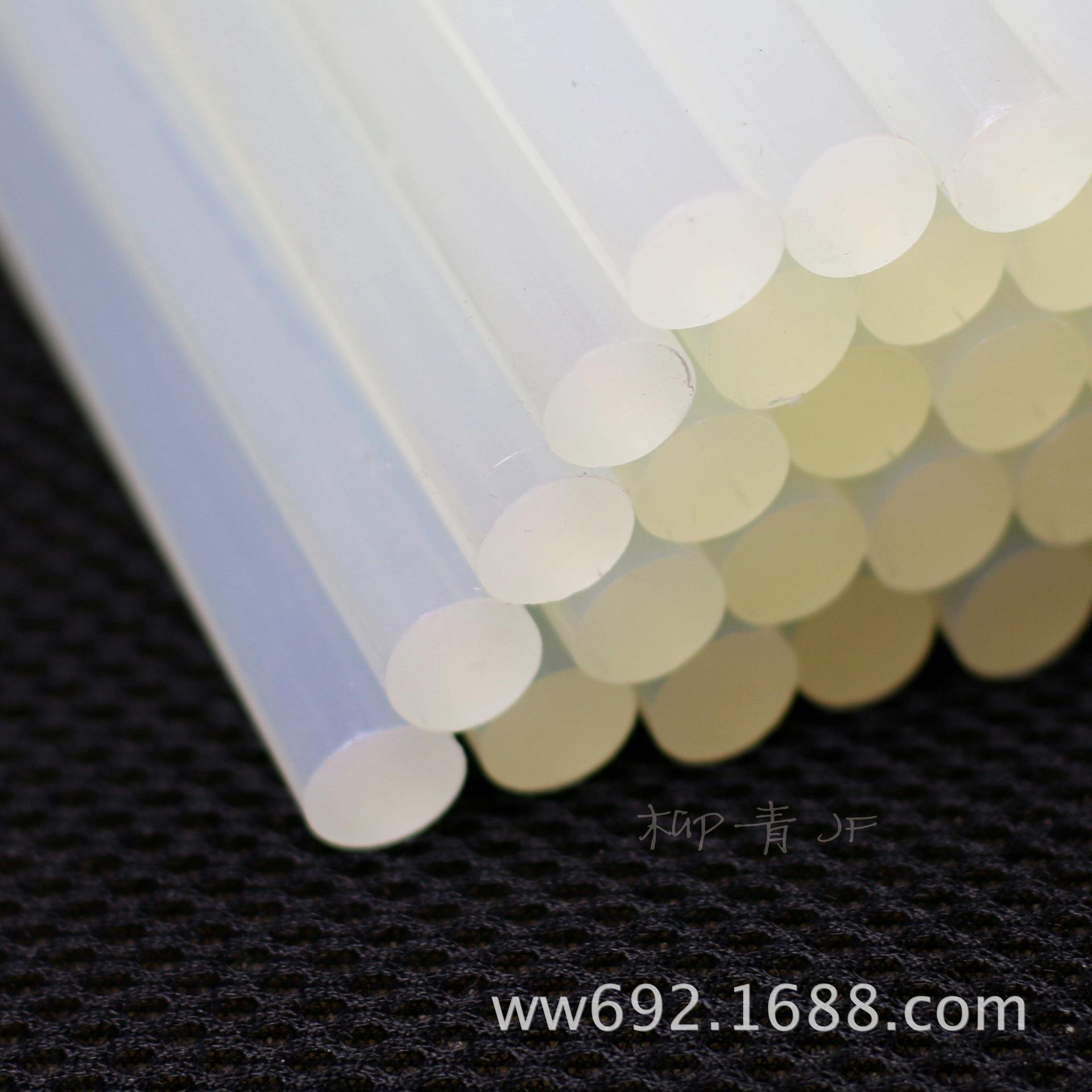 热熔胶棒 优质环保胶条高粘度 厂家直销现货供应 7- 11mm