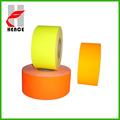 生产供应 橙色荧光纸不干胶 不干胶荧光纸现货 支持加工