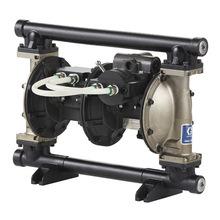 专业供应 Husky 1050HP 气动隔膜泵 金属气动隔膜泵 流程泵