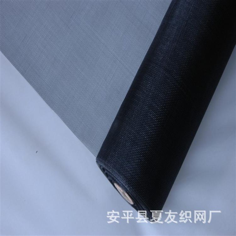 大量现货供应 玻璃纤维窗纱网 铝合金门窗纱网 网格固定网