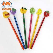 長期銷售寫不斷鉛筆 水果鉛筆 彩色創意鉛筆