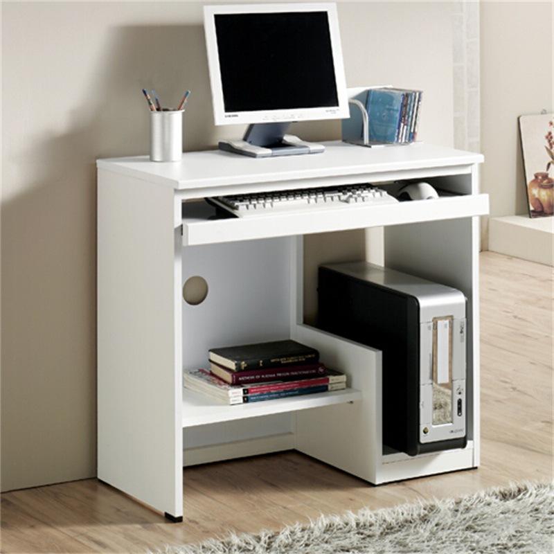卧室书房必家用神器坐式台式电脑桌 带键盘组合办公电脑写字桌