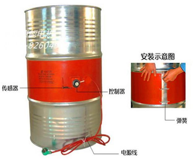 厂家生产直销 供应硅橡胶电热板 无锡康能