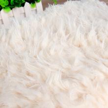 现货批发 家居家纺服饰用料 涤纶经编多色PV绒狮子绒仿兔毛面料