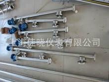 厂家直销 透明四氟管液位计 耐腐型衬四氟或界液位计不锈钢