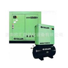 濟南 廠家供應固定式AS1108螺桿空壓機原裝正品 可定制螺桿空壓機