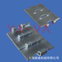 颍盛链板 上海厂家供应SS812-K600 不锈钢直行板链