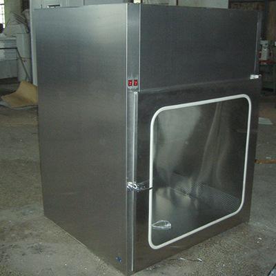 批发供应传递窗,洁净型传递窗,不锈钢机械联锁洁净型传递窗