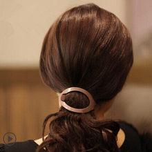 甜美时尚2014新款发夹零压力盘发器发夹饰品个性发饰发夹女