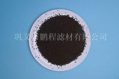 锰砂 高含量锰砂 污水净化用锰砂滤料  天然锰砂滤料厂家