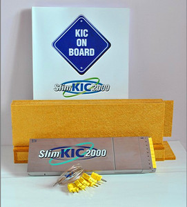 供应上海进口波峰焊、回流焊炉温曲线测试仪KIC2000