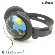 大星星耳机 批发大星星耳机 LX-111 外贸大星星耳机