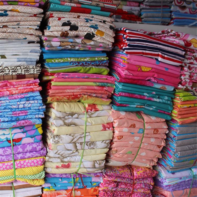 摆地摊床单被套枕套批发钻石绒植物羊绒棉跑江湖床上用品厂家纺