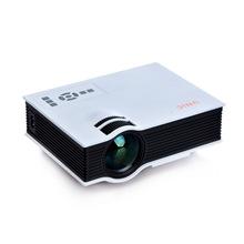 优丽可UC40+高清1080P迷你投影机安卓苹果电脑家用微型投影仪批发