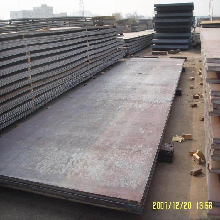 批发Q390B常温用高强度板 Q390B高强板现货 Q390B低合金钢板