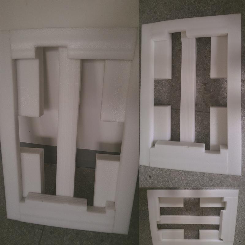 epe珍珠棉异型支架防护 医疗设备保护架珍珠棉 高密度珍珠棉 珍珠